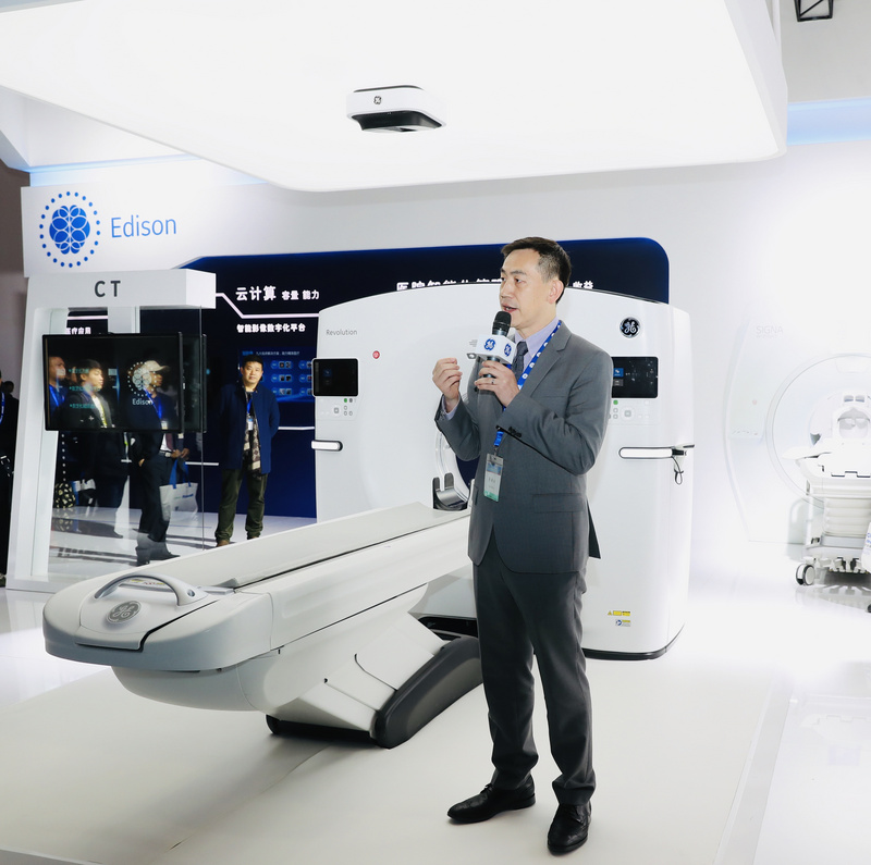 """为CT装上""""数字化天眼"""" ,GE医疗意在推进CT检查标准化"""