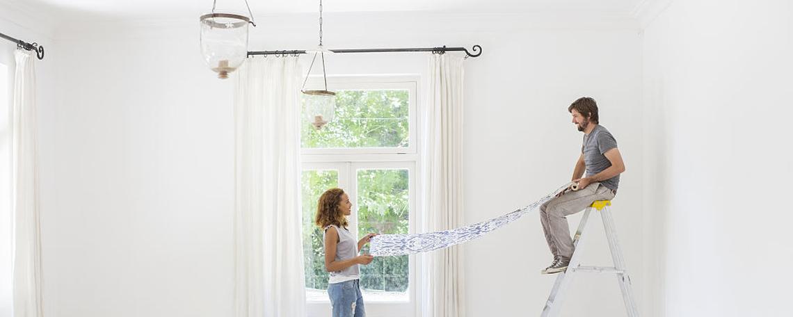 墙纸的施工验收标准是什么