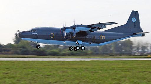 中国航空工业交付哈萨克斯坦首架运8飞机