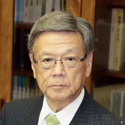 日本冲绳县知事翁长雄志