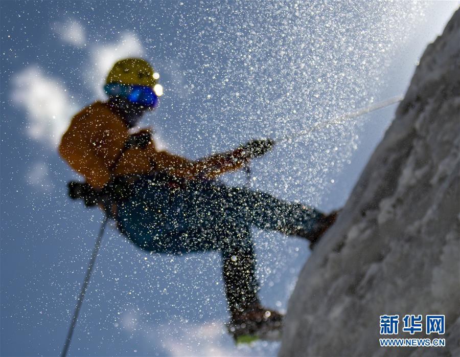 西藏登山大会:准备冲顶洛堆峰