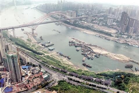 """重庆环保督察组""""两江游""""岸边排放口排放是否达标?"""