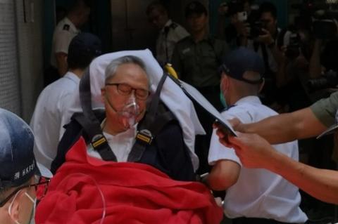海外网7月20日电香港特区前行政长官曾荫权此前被裁定公职人员行为失