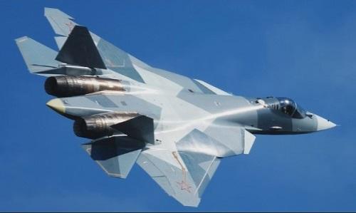 俄罗斯的苏-57