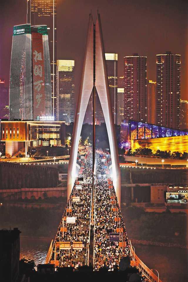 """""""重庆是我见过最欢迎游客的城市"""""""