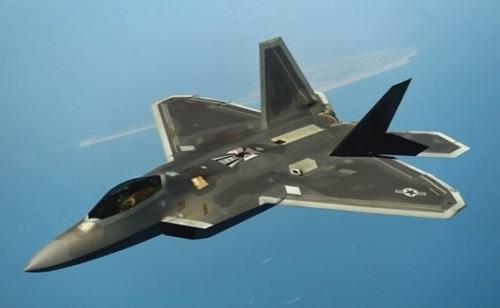 美国的F-22战斗机