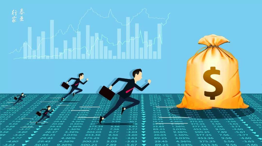 非银金融指数回调,市场风险偏好