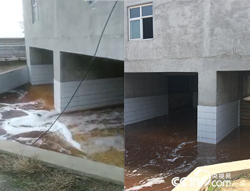 """河北回应""""环保设备停摆污水直排"""":10人被处分"""