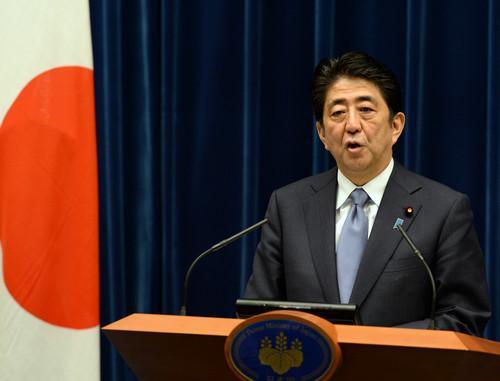 安倍遭新打击!外媒:日本经济9个季度以来首次
