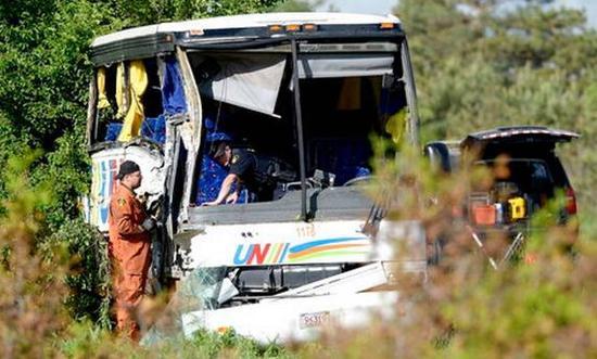 最新 | 加拿大车祸涉事旅游团中12名江苏游客 1名苏州游客遇难