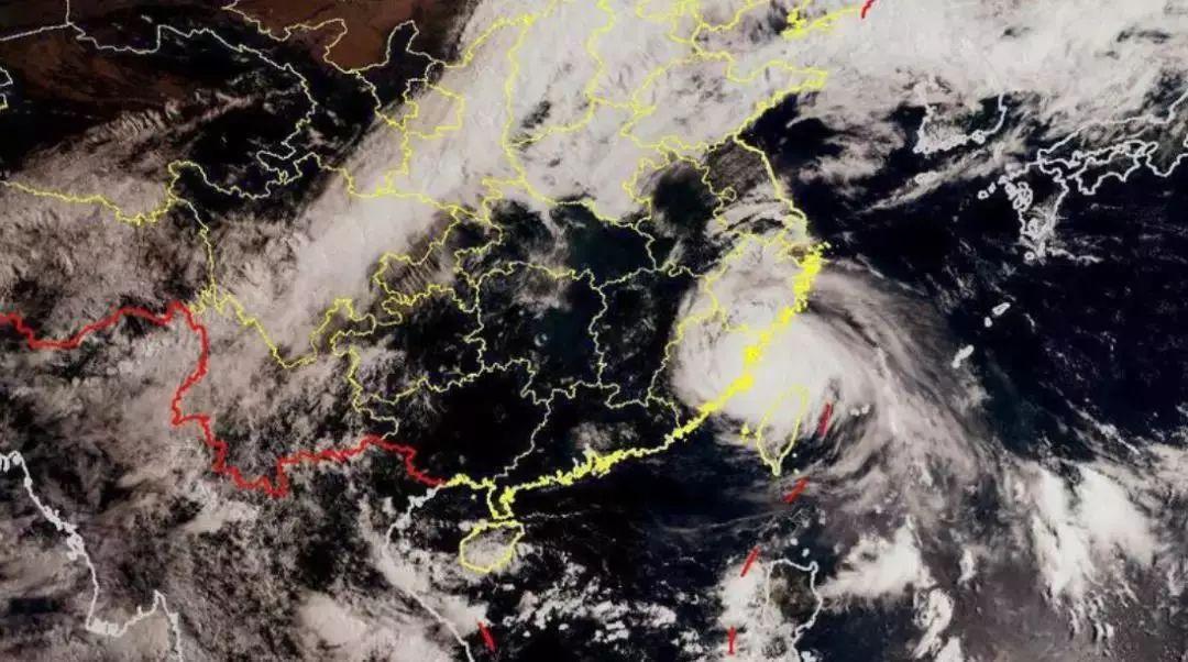 """刚刚,最强台风""""玛莉亚""""登陆!来势汹汹的它,到底有多可怕?"""