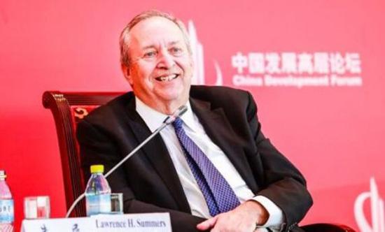 美国前财政部长、哈佛大学前校长劳伦斯?萨默斯