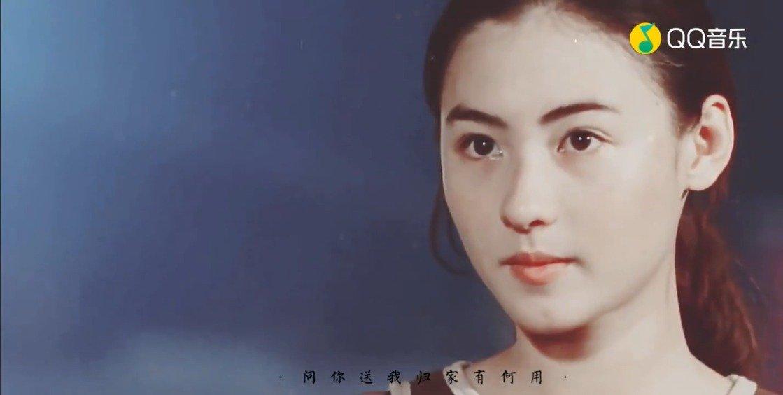 #张柏芝为小儿子庆生#年轻时候的张柏芝太漂亮了,年纪轻轻就获得