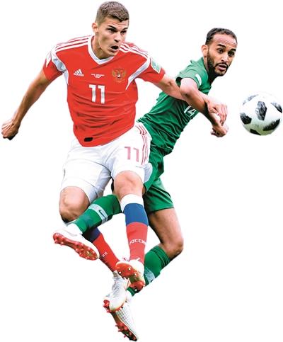 世界杯首波俄罗斯5:0沙特|沙特|世界杯|首波_新