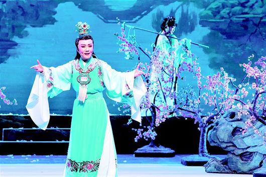 上海越剧院来鄂献演《红楼梦》