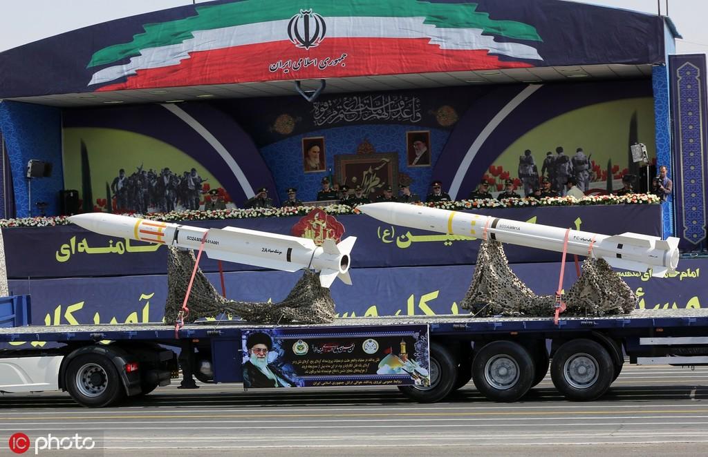 担心买中俄武器,蓬佩奥要求延长伊朗武器禁运