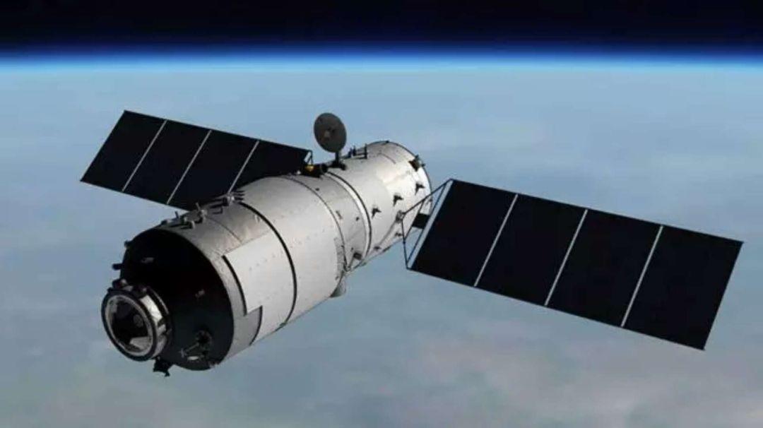 ▲天宫一号目标飞行器 图片来源:中国航天科技集团