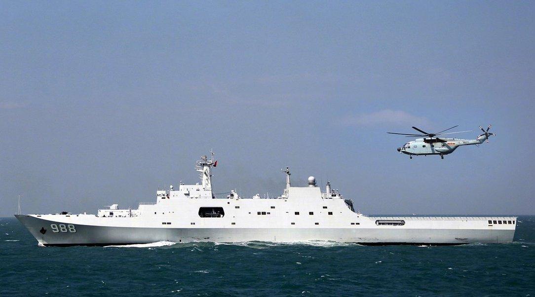 泰国购买071船坞登陆舰,只花1.3亿美元