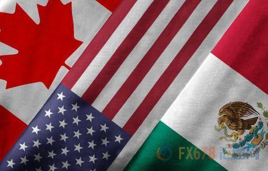 北美自贸协定大限在即 加元比索前途未卜自贸协定