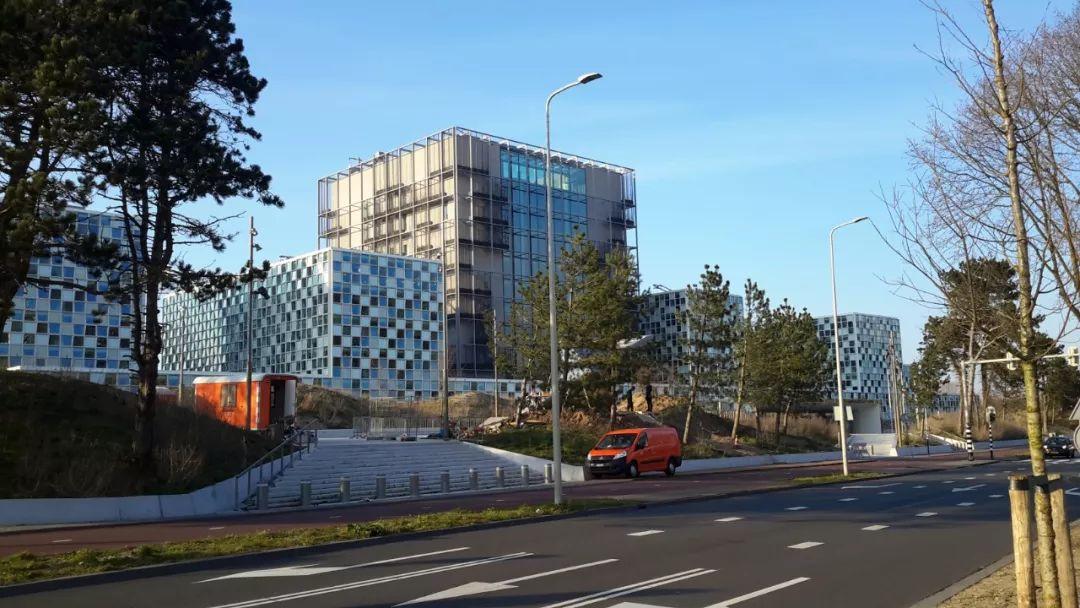 ▲位於海牙的國際刑事法院大樓(維基百科)