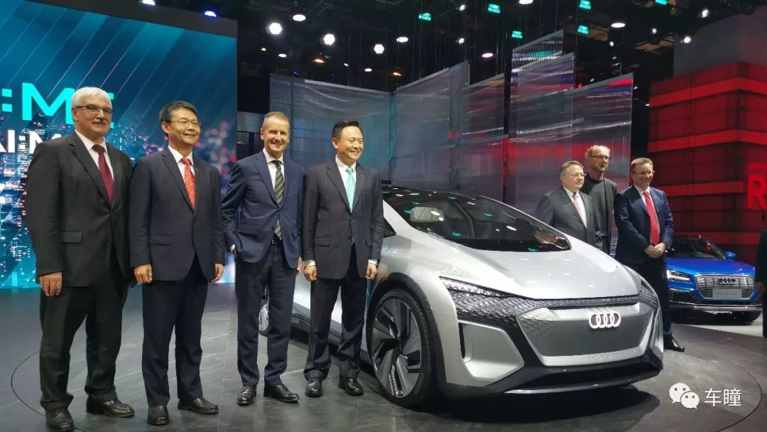 目标定位:上海车展一汽-大众奥迪!代号AI:ME!密级:绝密!
