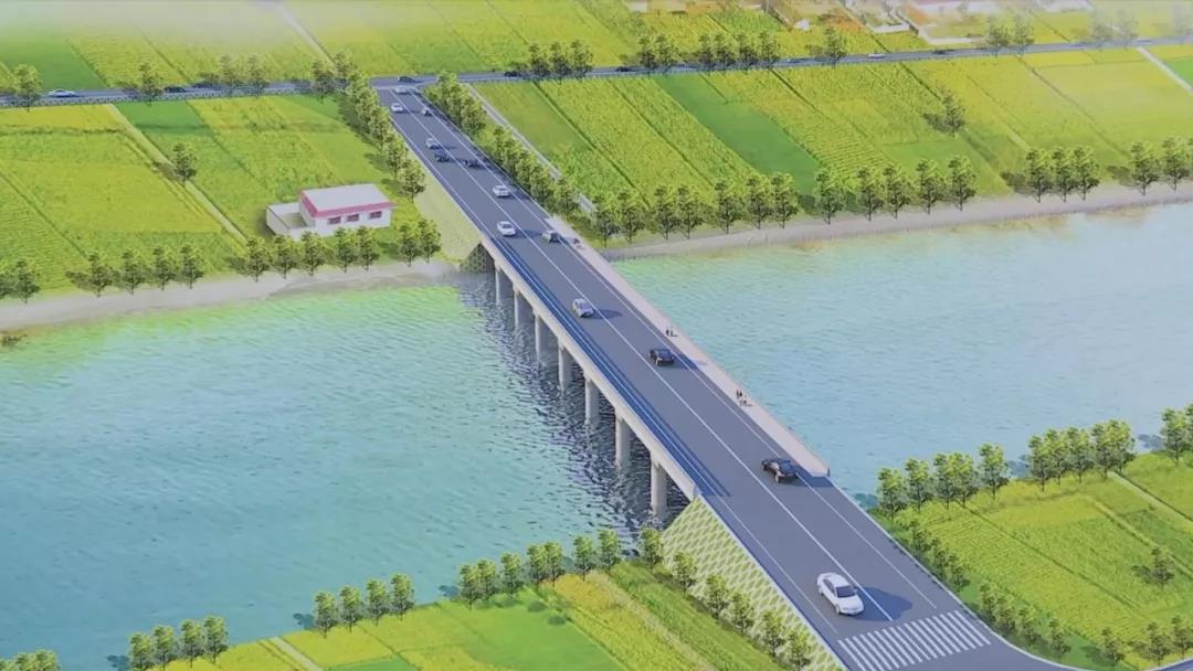 投资3100万!连接东乡、临洮的何家湾洮河大桥正式开工