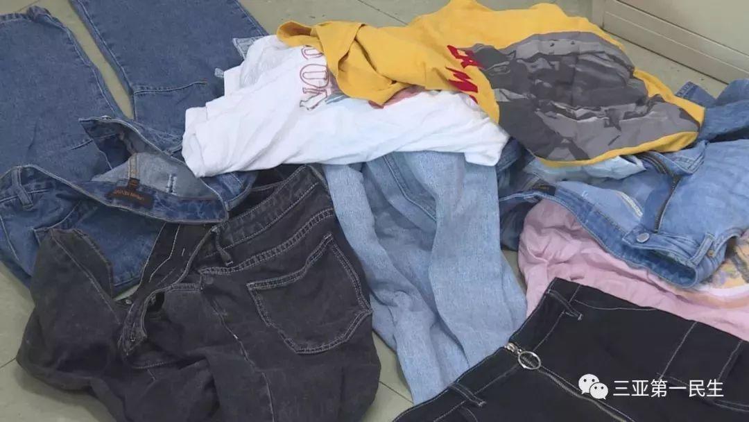 """""""我喜欢打扮自己,又没钱买新衣服,就去偷了"""""""