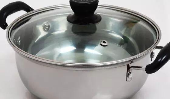 不花一分钱,只花一分钟,旧锅变新锅!