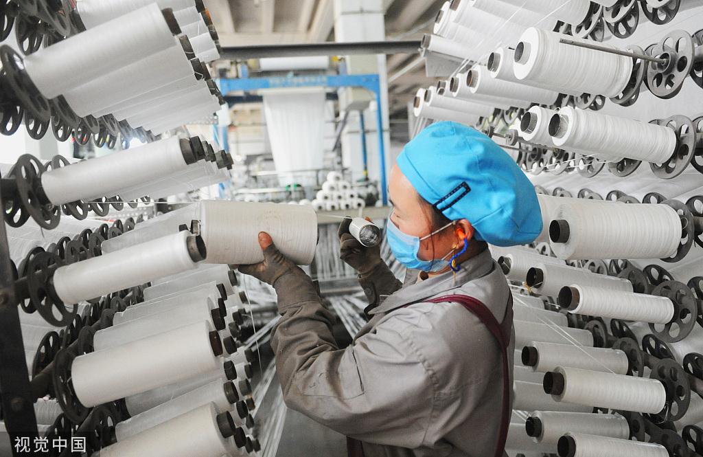 中国企业联合会研究部研究员刘兴国:工业增速持续回升有基础