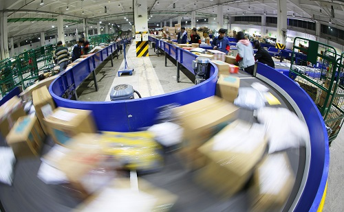 外媒:中国邮政业务水平全球第15 金砖国家中居首