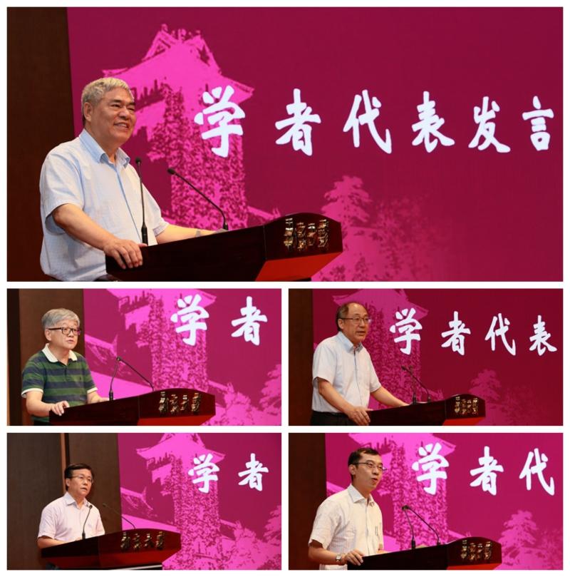 热点:南京大学设立2亿元发展基金保障文科发展周晓虹亮相