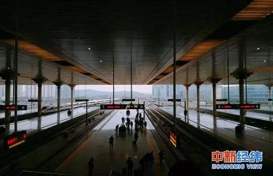 """12省份""""市市通高铁""""时间表出炉 江苏就在今年年底!"""