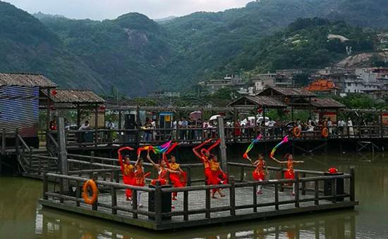 长乐成功举办首届中国农民丰收节暨猴屿侨乡