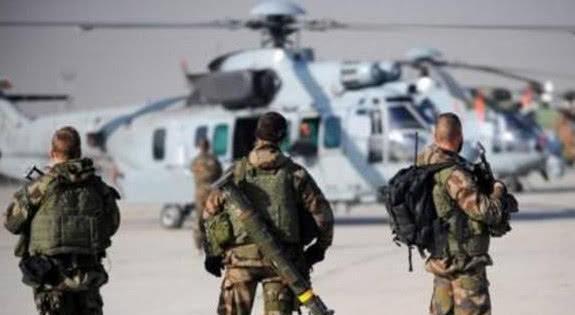不怕陷入战争泥潭?美军照片曝光法国在叙军事行动
