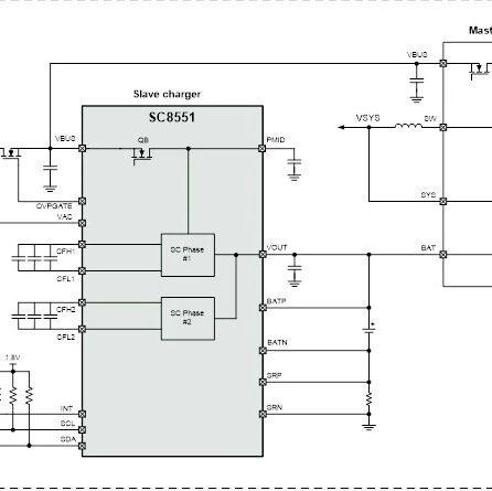 国内首款!南芯推出高压电荷泵充电芯片SC8551,效率高达98%
