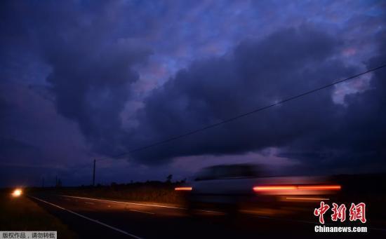 火山喷发后夏威夷预计将降雨 居民面临酸雨威胁