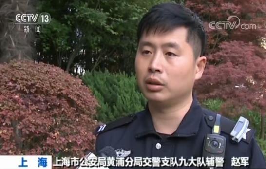 日本男子违规不服规劝 交警:来到中国,你必须遵守中国法律