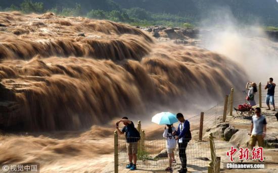 黄河2018年第2号洪水形成 黄河上游防汛Ⅳ级应急响应启动