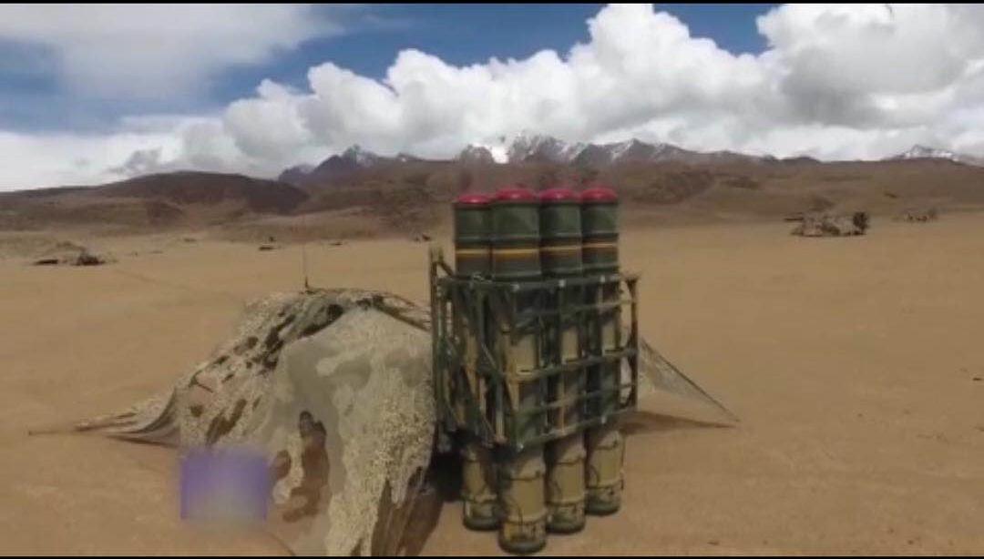 解放军高原演习抗击巡航导弹 新型靶弹罕见亮相(图)赤炎之瞳