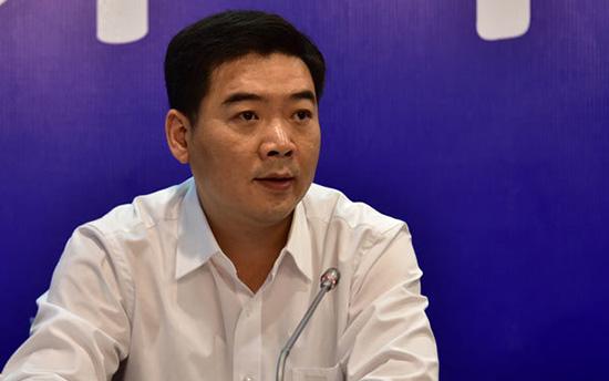 肖华鑫。中国网 资料图