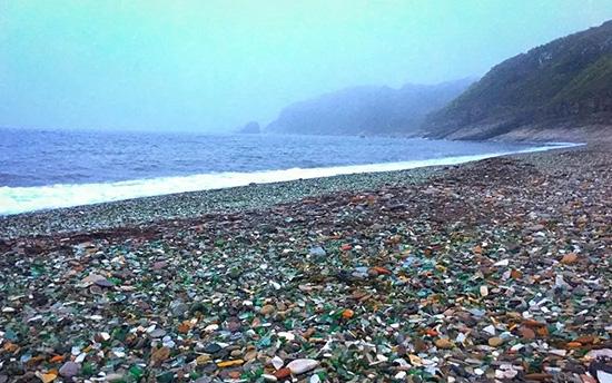 中国游客被曝破坏俄海滩环境 中国总领馆提醒