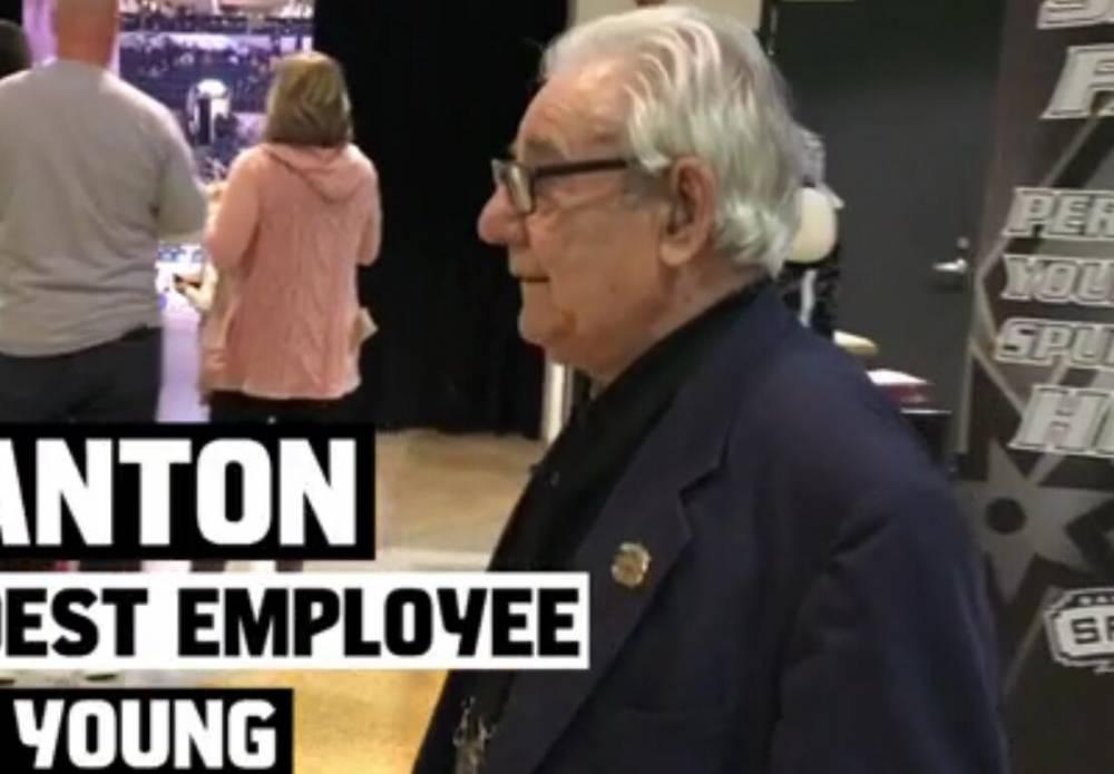 马刺队任职时间最长的工作人员离世 享年93岁