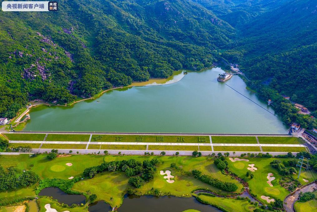 广东珠海:对澳门第四条供水管道