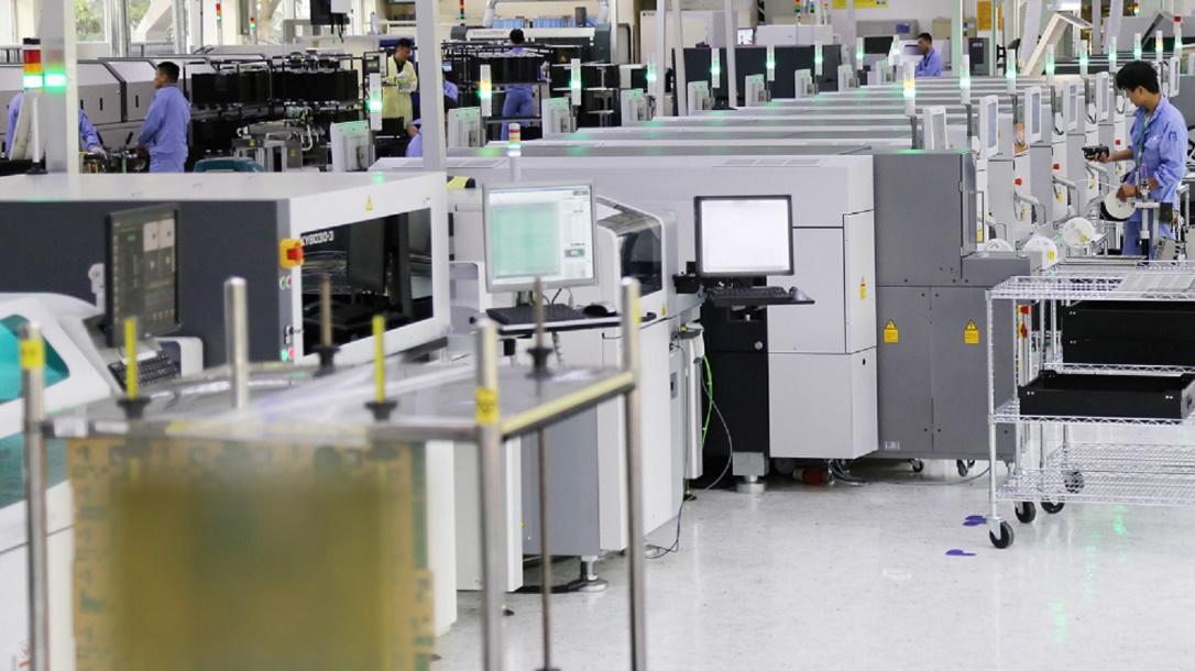 面向5G推动工业4.0 爱立信南京自动化智能工厂投入运行