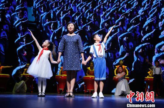 北京中小学生传唱新童谣 共创作近万首作品