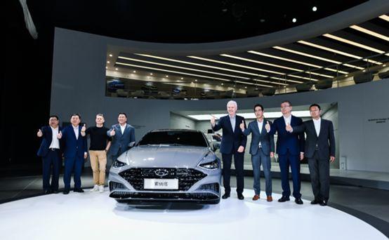 第十代索纳塔和第四代胜达领衔,北京现代上海车展火力全开