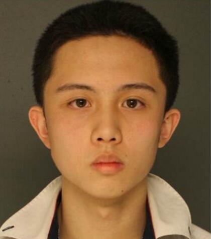 台湾18岁交换生在美被捕。(图源:《每日邮报》)