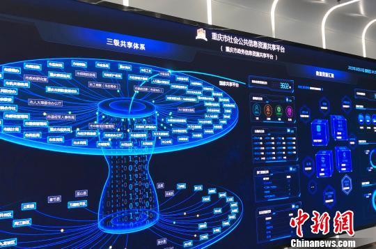 重庆建成时空大数据加工厂 日均