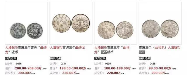 近代银币成为收藏品原因大致有以下几点: