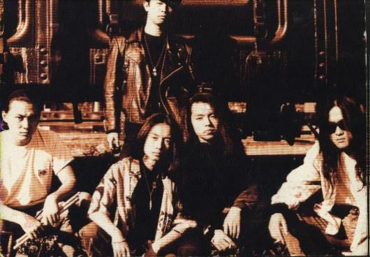 搖滾合輯上的那串名字,是我滾燙的青春
